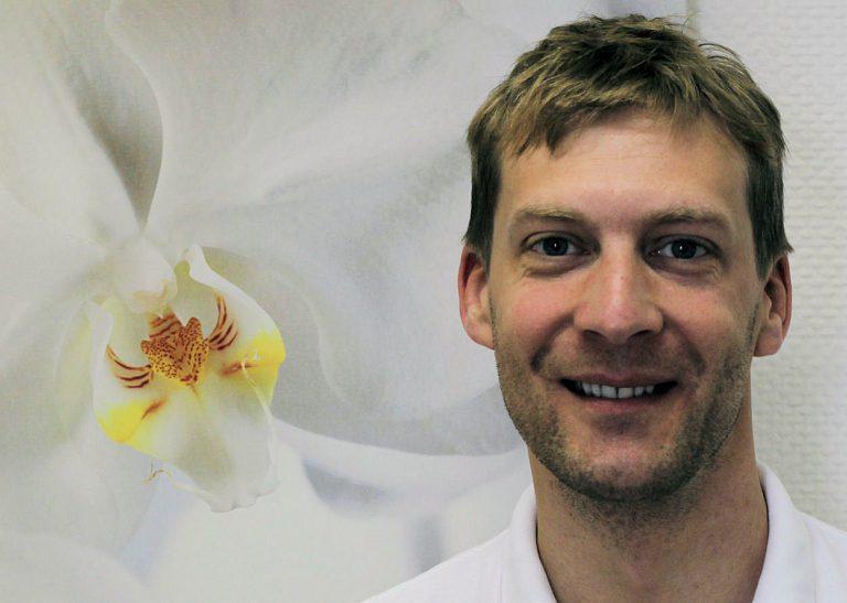 Christian Groß, Zahnarzt;  Praxisinhaber seit 2013
