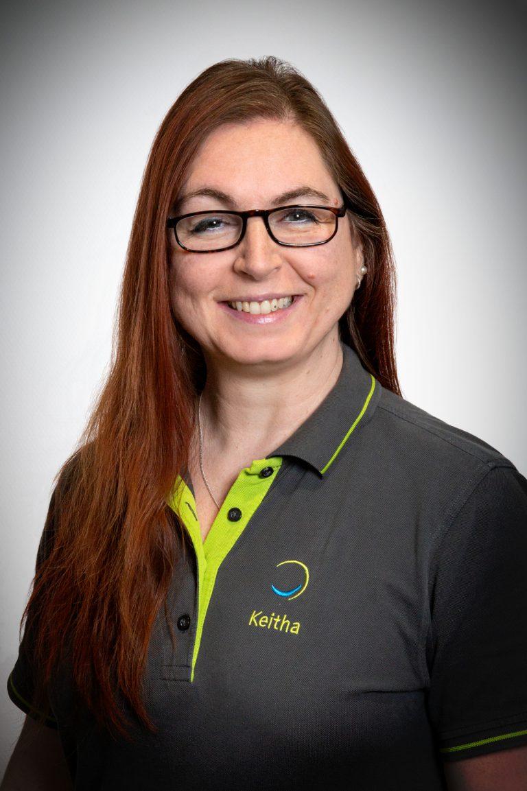 Keitha Neuschäfer, ZMP; im Team seit 2005